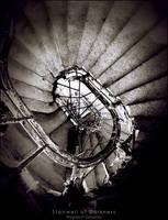 Stairwell of Darkness by WojciechDziadosz