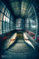 Underground Station by WojciechDziadosz