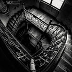 Looking into the abyss by WojciechDziadosz
