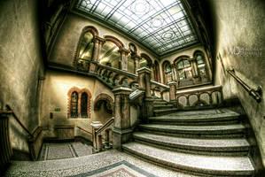 The Library by WojciechDziadosz