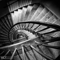 Spiral of thoughts by WojciechDziadosz