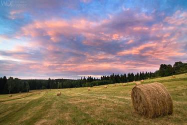 Calm evening by WojciechDziadosz