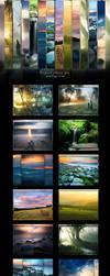 calendar - Perfect places for.... by WojciechDziadosz