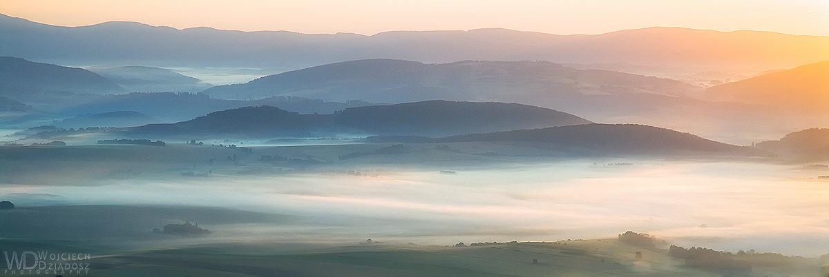 The Land of the Morning by WojciechDziadosz