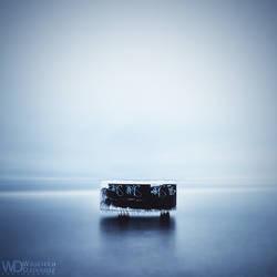Standing on the shore by WojciechDziadosz
