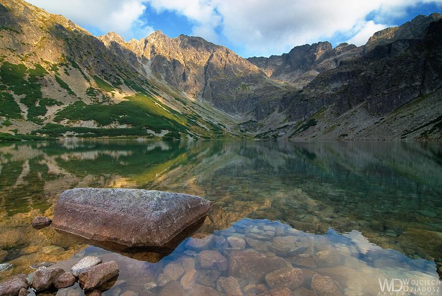Lake of silence by WojciechDziadosz