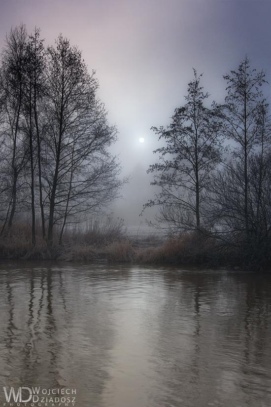 Shiny shyness of  Sun by WojciechDziadosz