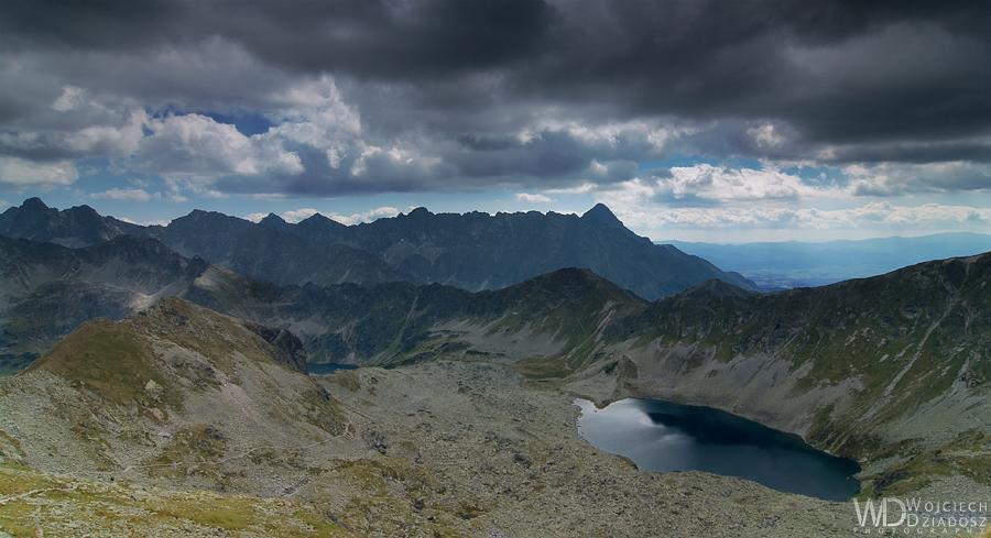 Mountain peaks by WojciechDziadosz