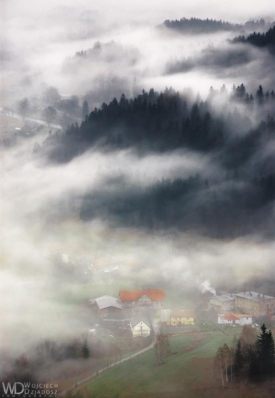 A dream at dawn by WojciechDziadosz