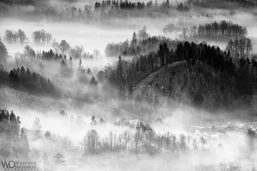 Silent Hills by WojciechDziadosz