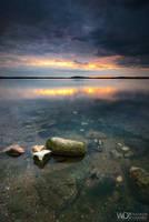 Calm water by WojciechDziadosz