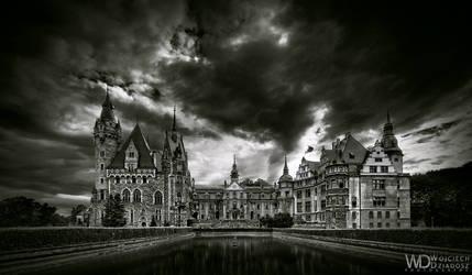 Nightmare in the air by WojciechDziadosz