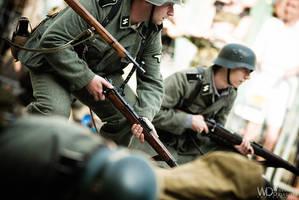 Warsaw Uprising 5 by WojciechDziadosz