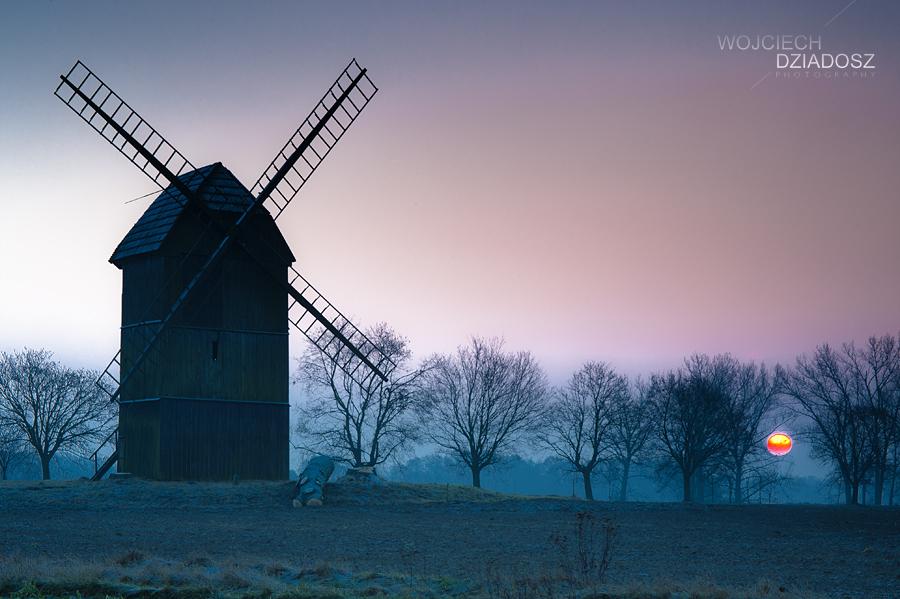 Windmill by WojciechDziadosz