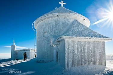 Ice Chapel by WojciechDziadosz