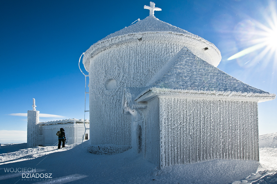 Ice Chapel by WojciechDziadosz