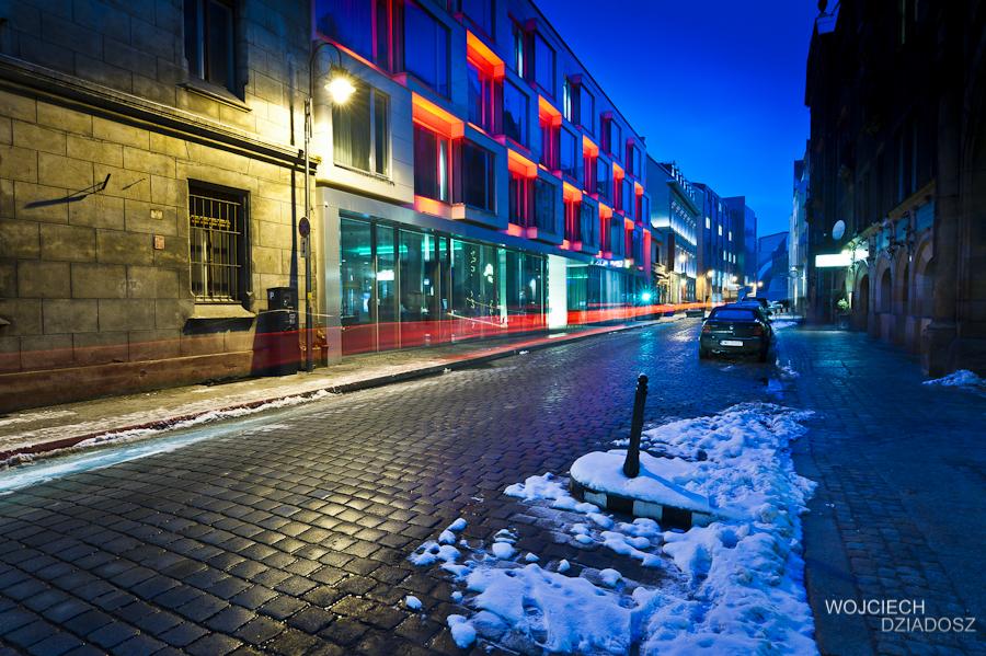 Wlodkowica street I by WojciechDziadosz