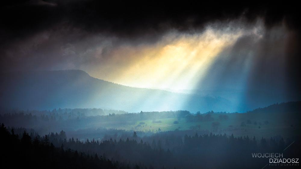 Light and shapes by WojciechDziadosz