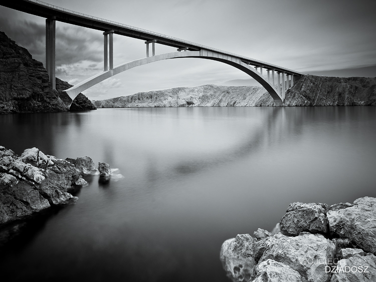 Pag Bridge by WojciechDziadosz