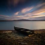 Abandoned boat II by WojciechDziadosz