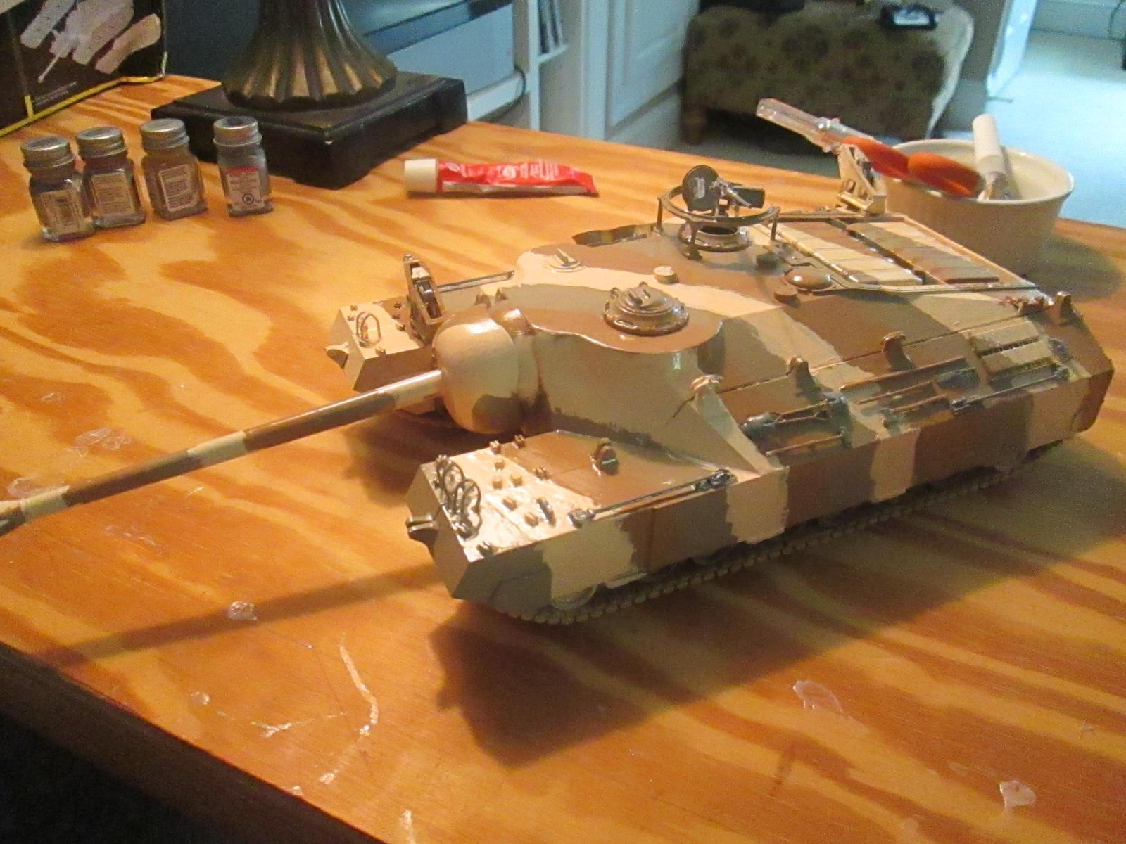 T95 Black Eagle Russian Tank
