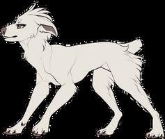 |PTU| Canine Lineart