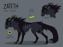 Zateth Ref by Akirow