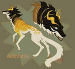 Golden Spirit Adoptable [CLOSED]