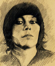 Ville Valo by Lyantasse
