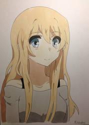 Manga by Mitzukyi