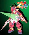 Megaman ZXME OC1