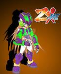 Megaman ZXME OC7