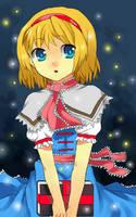 Alice Margatroid by kuso-derp