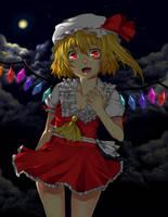 Flandre Scarlet by kuso-derp