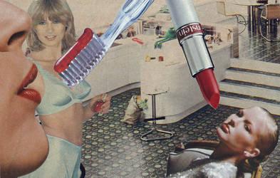 Suburban Bliss - Kitchen Beauty, 1980