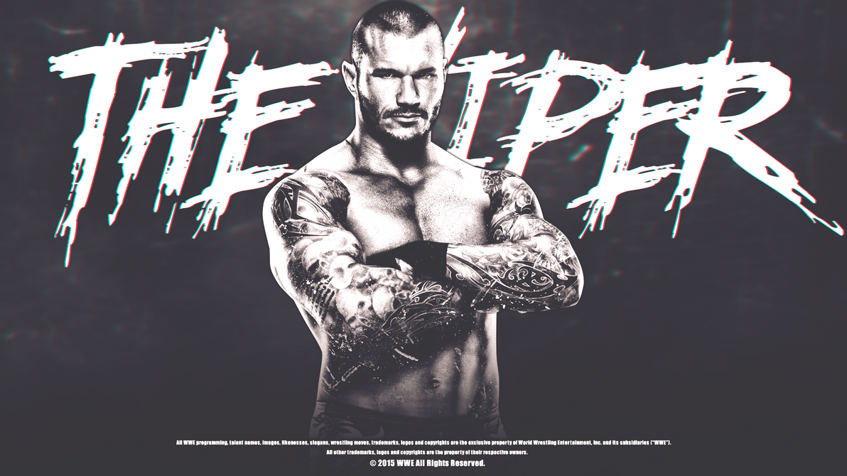 Randy Orton Wallpaper Fear By Designer