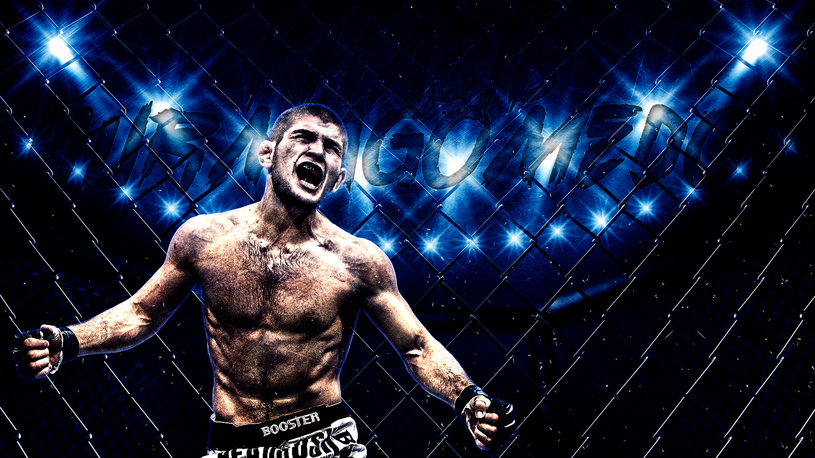 Khabib Nurmagomedov Wallpaper Fear By Fear Designer On