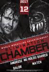 Elimination Chamber Custom Poster - [FEAR]