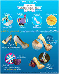 Popette Cosplay Tuto - Maddie Hatter shoes ! by SuperPopette