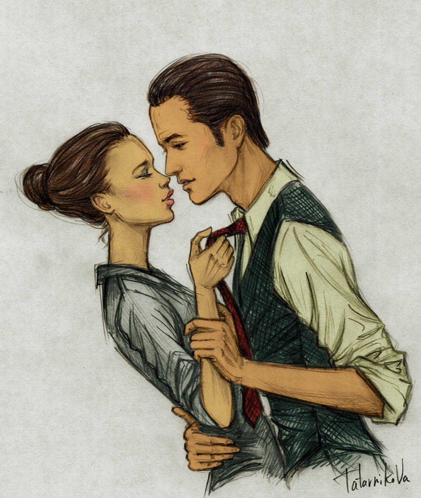 Ariadne + Arthur by Tatarnikova