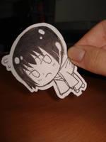 Paper child-- Japan by kakaleng1