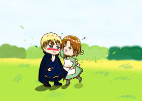 APH-- Spring Time by kakaleng1