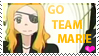 Team Marie Stamp by sillysailors
