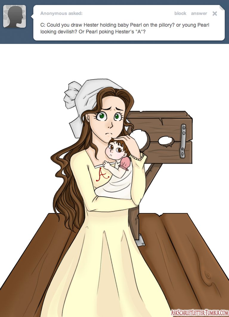 the character of hester prynne in the novel the scarlet letter by nathaniel hawthorne The implicat of sin in nathaniel hawthorne's the scarlet letter letter, nathaniel hawthorne, characters of hester prynne's child in the novel the.
