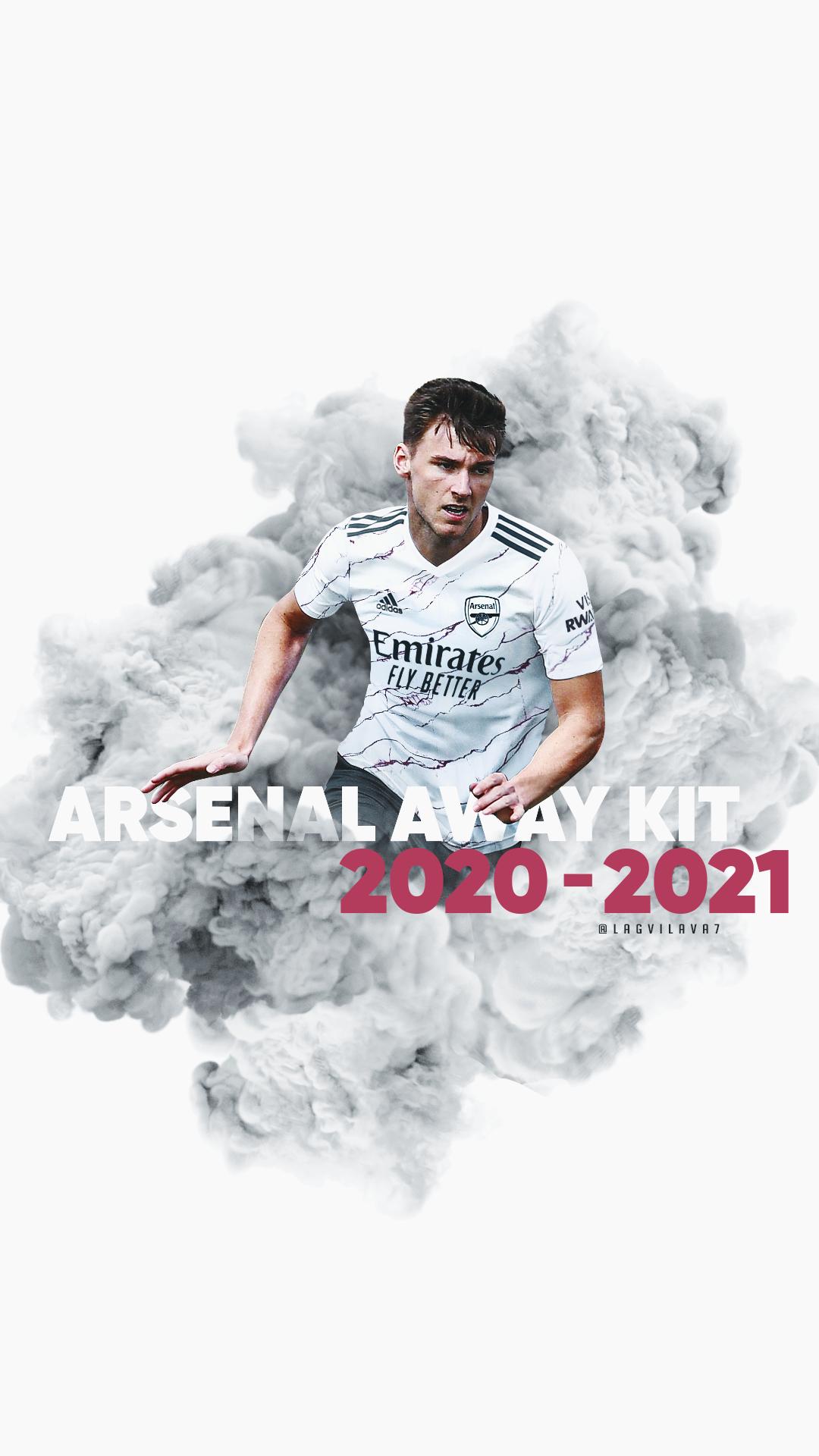 Arsenal 2020 2021 Away Kit By Lagvilava On Deviantart