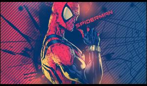 Spiderman by GamerX54