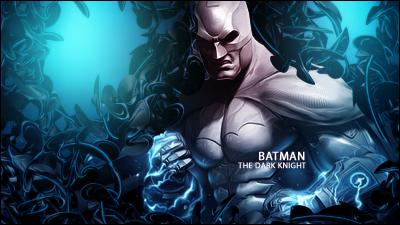Batman +PSD by GamerX54
