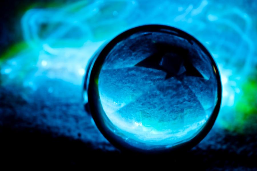 the light sphere by isischneider