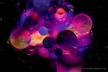 Bubble Galaxy by isischneider