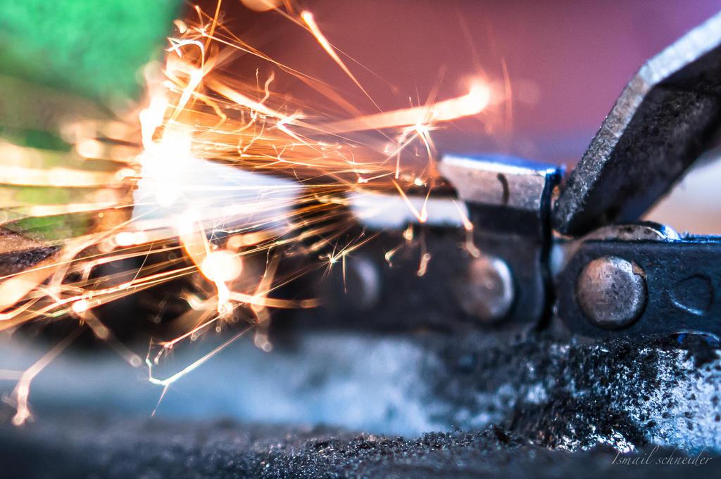 Grind Sparks by isischneider